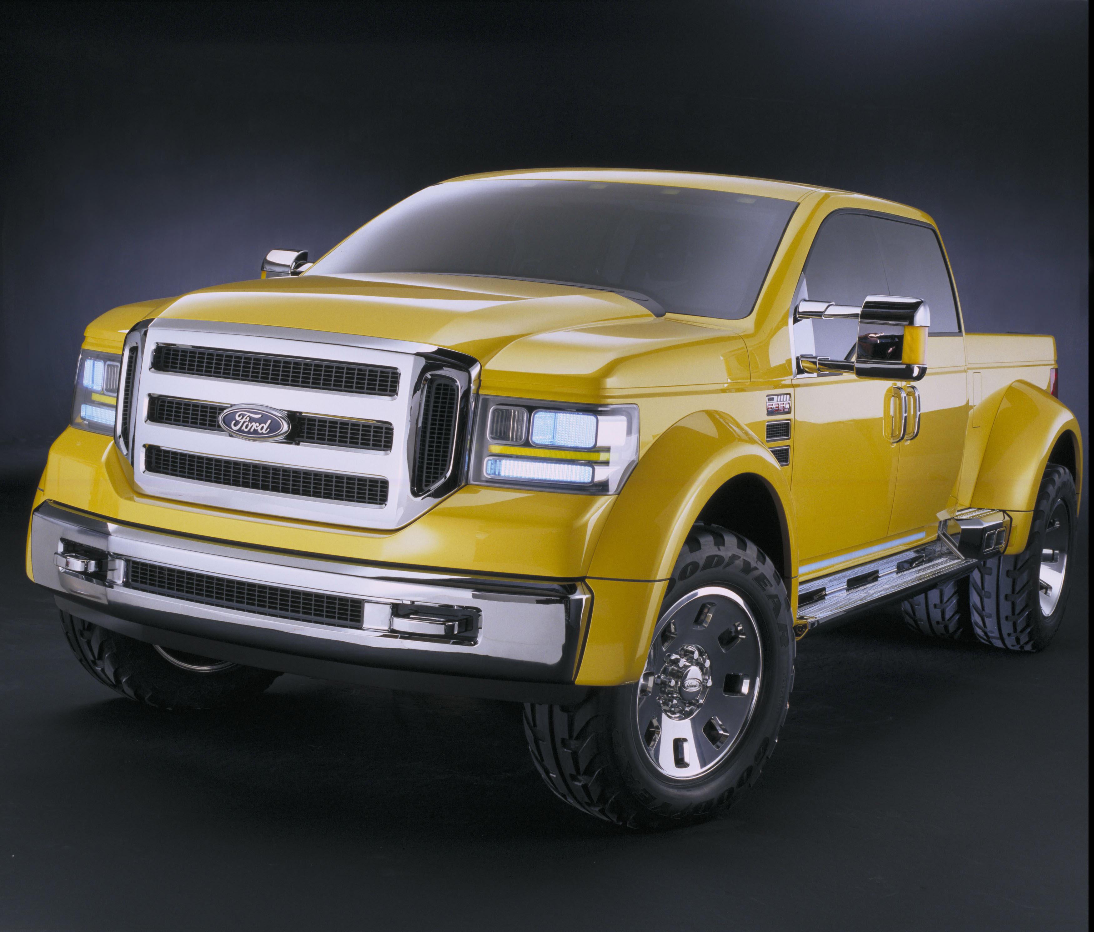 Ford Tonka 2015 foto - 1