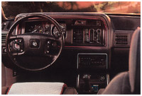 Ford Topaz 1987 foto - 1