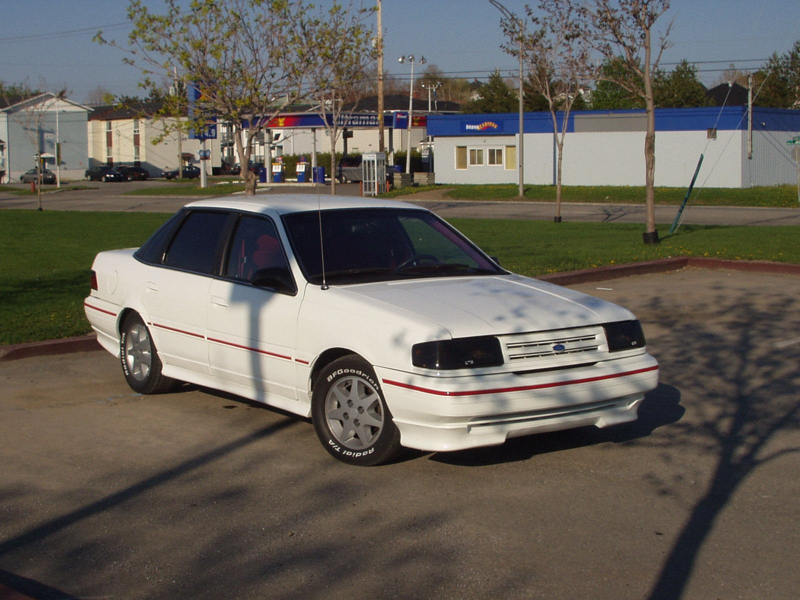 Ford Topaz 1989 foto - 2