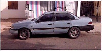 Ford Topaz 1989 foto - 5