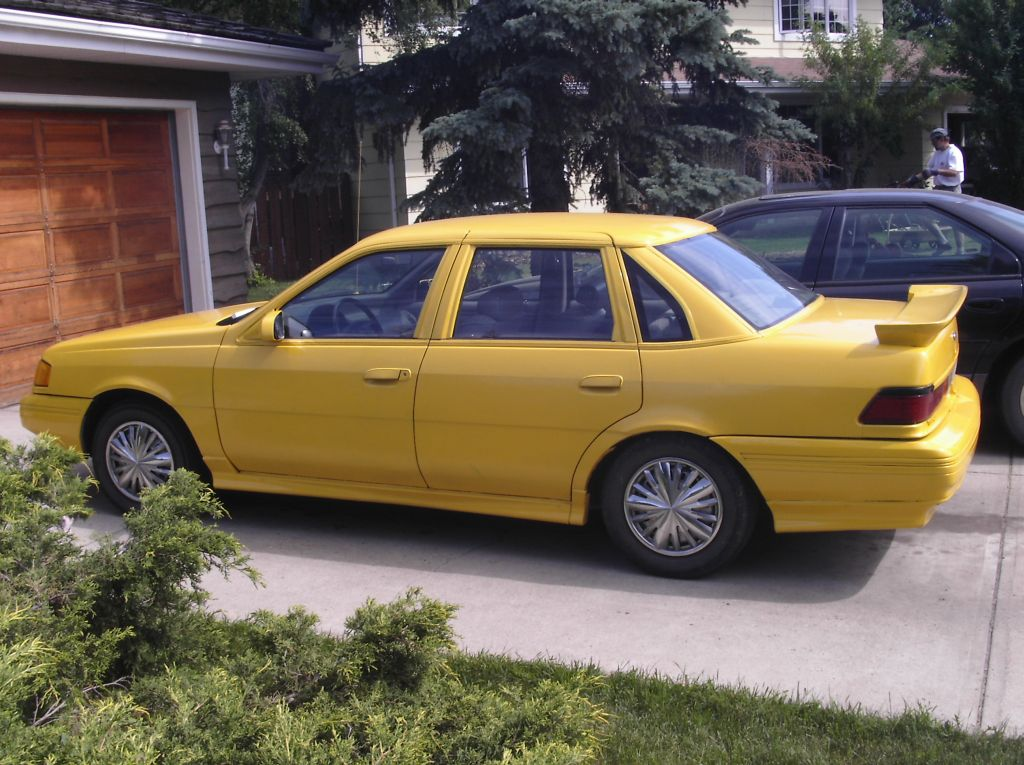 Ford Topaz 1990 foto - 1