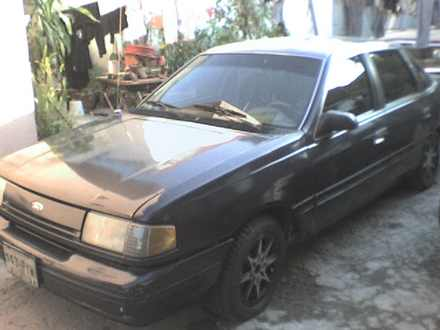 Ford Topaz 1991 foto - 4