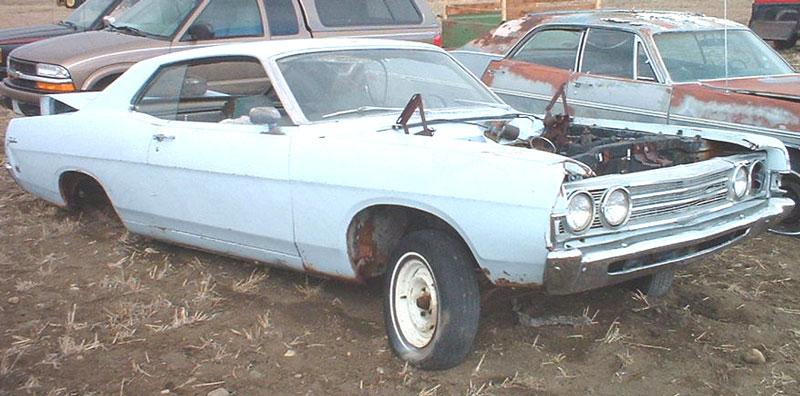 Ford Torino 1968 foto - 2
