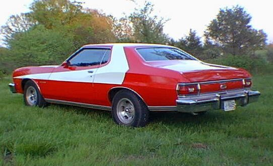 Ford Torino 1974 foto - 2