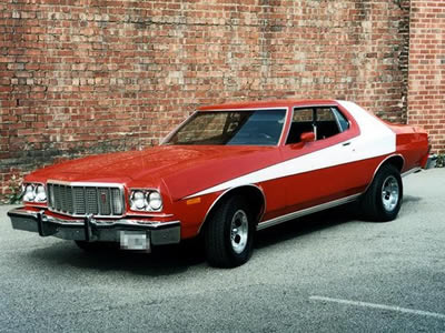 Ford Torino 1975 foto - 3