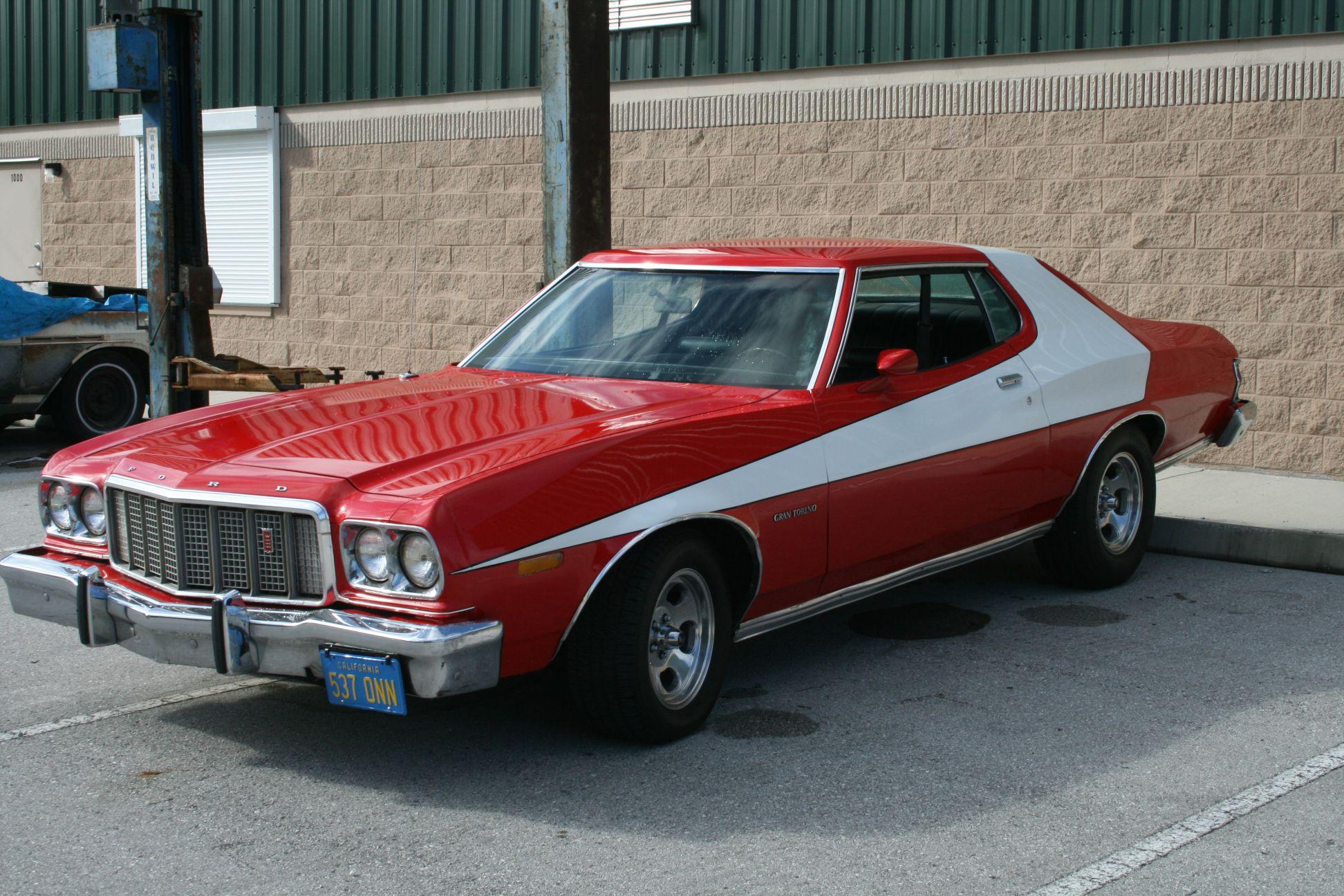Ford Torino 1975 foto - 4