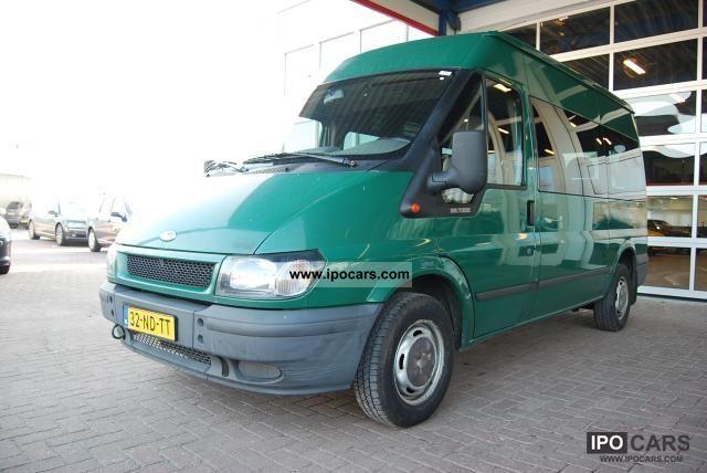Ford Tourneo 2003 foto - 1