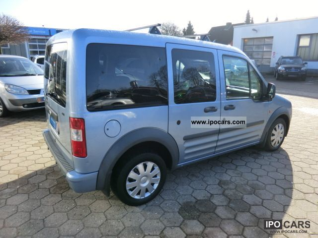 Ford Tourneo 2007 foto - 3