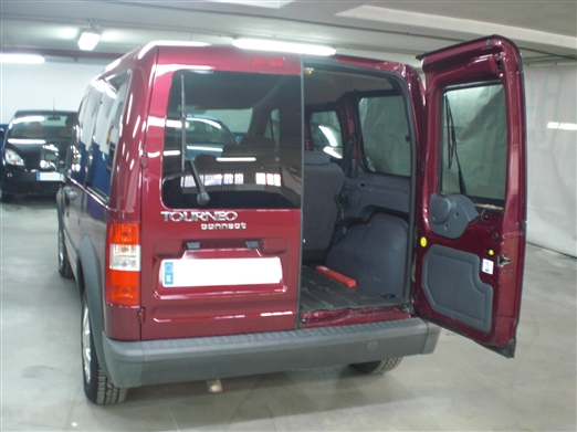 Ford Tourneo 2007 foto - 4