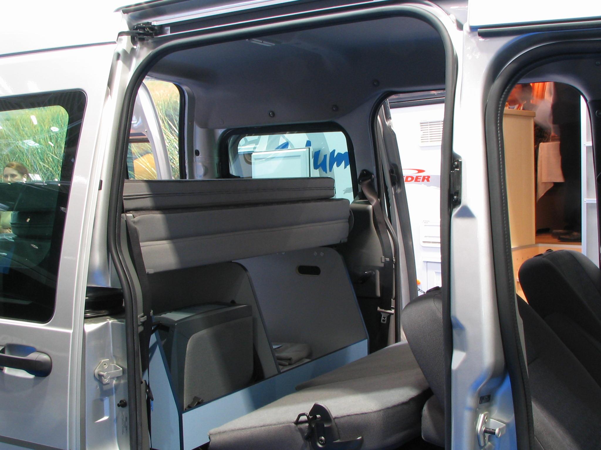 Ford Tourneo 2008 foto - 3
