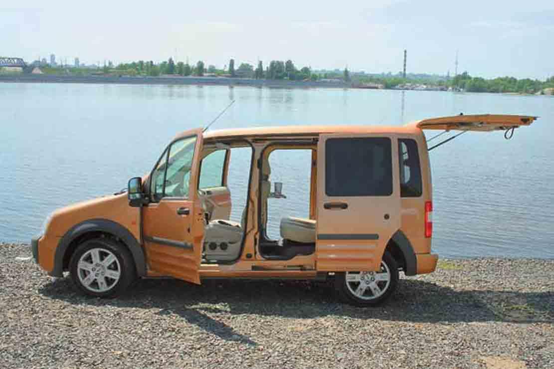 Ford Tourneo 2009 foto - 2