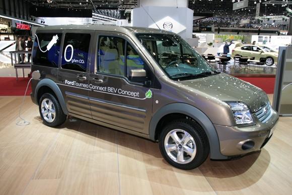 Ford Tourneo 2009 foto - 3