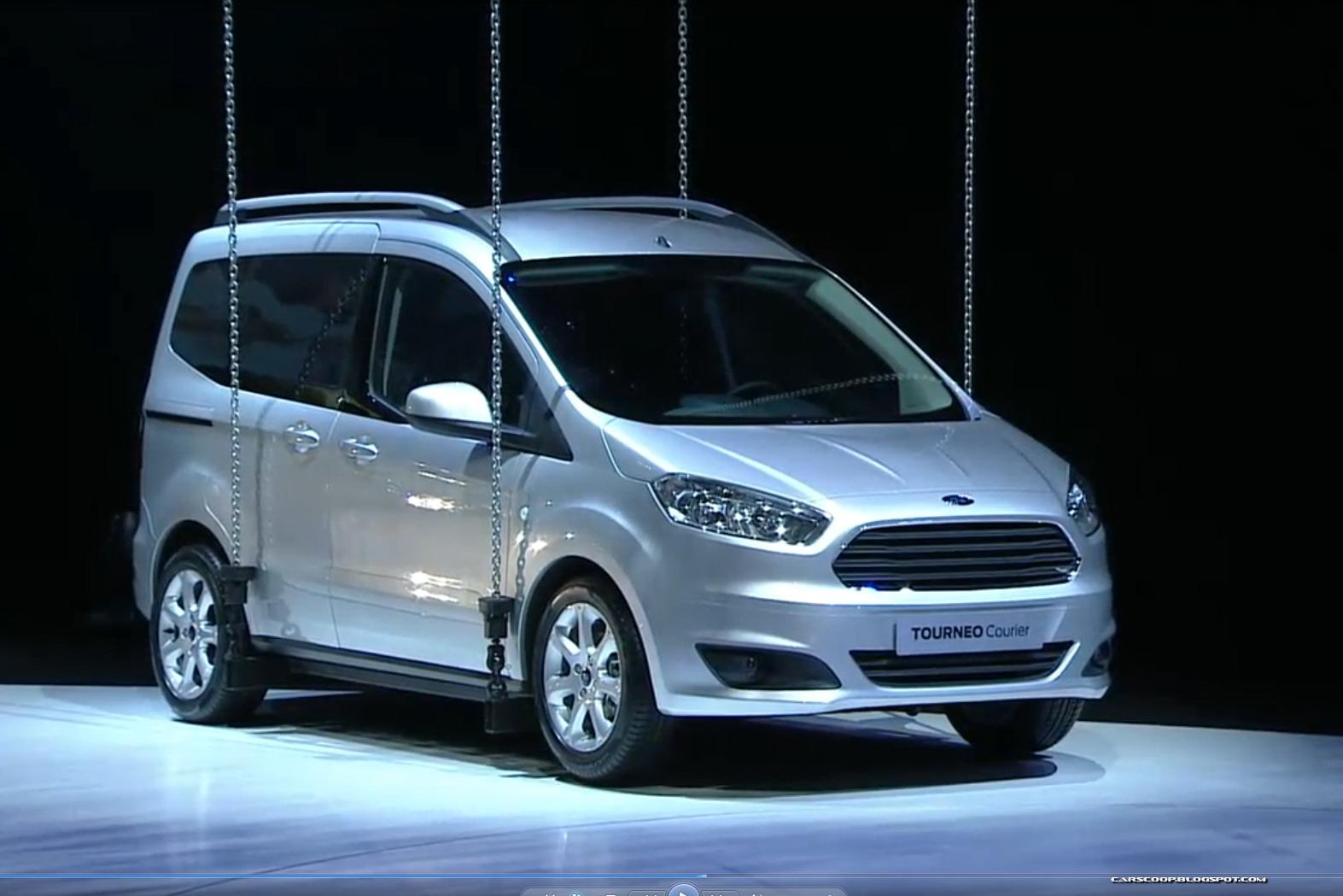 Ford Tourneo 2012 foto - 1