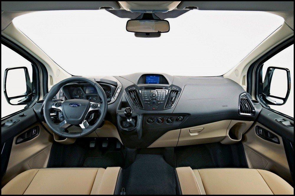 Ford Tourneo 2012 foto - 4