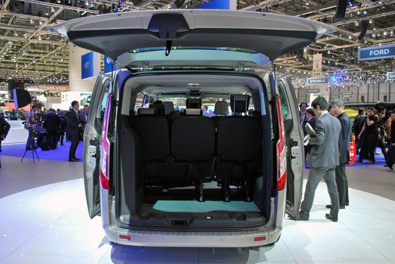 Ford Tourneo 2012 foto - 5