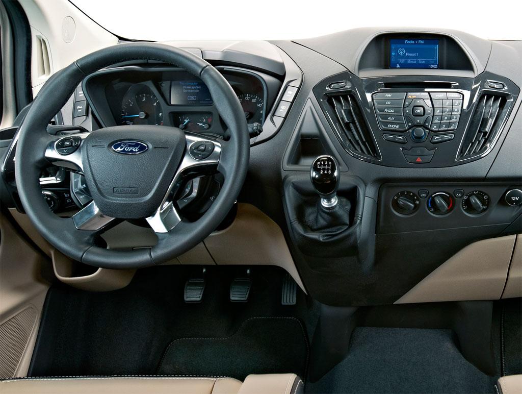 Ford Tourneo 2013 foto - 3