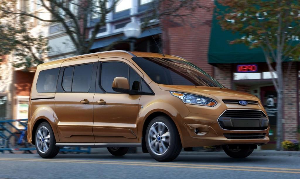 Ford Tourneo 2015 foto - 1