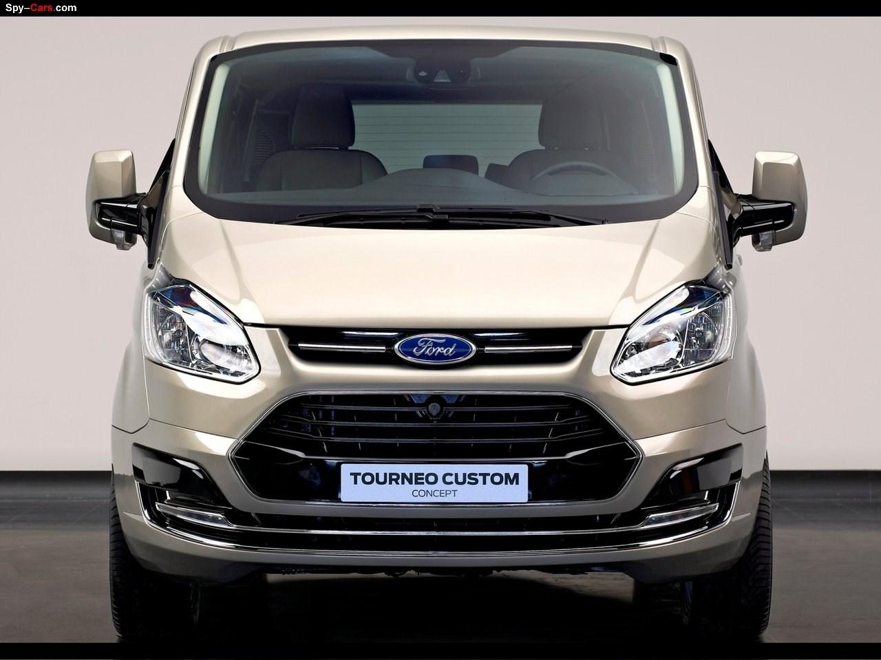 Ford Tourneo 2015 foto - 3