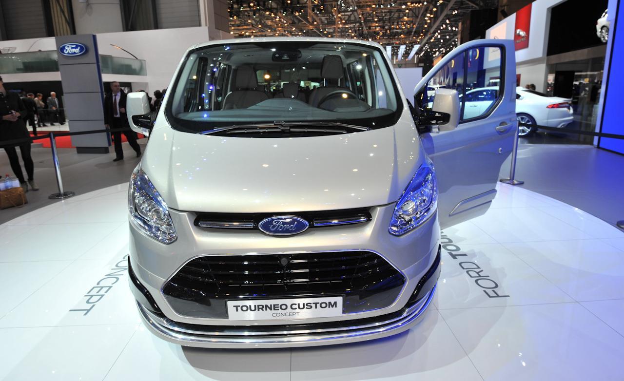 Ford Tourneo 2015 foto - 5