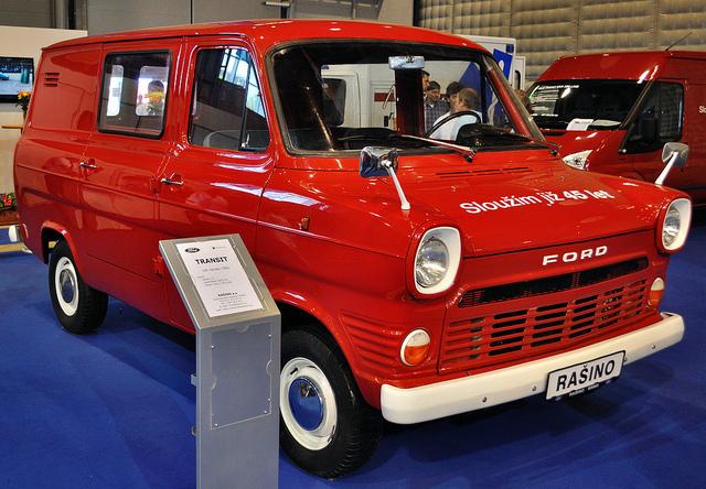 Ford Transit 1965 foto - 3