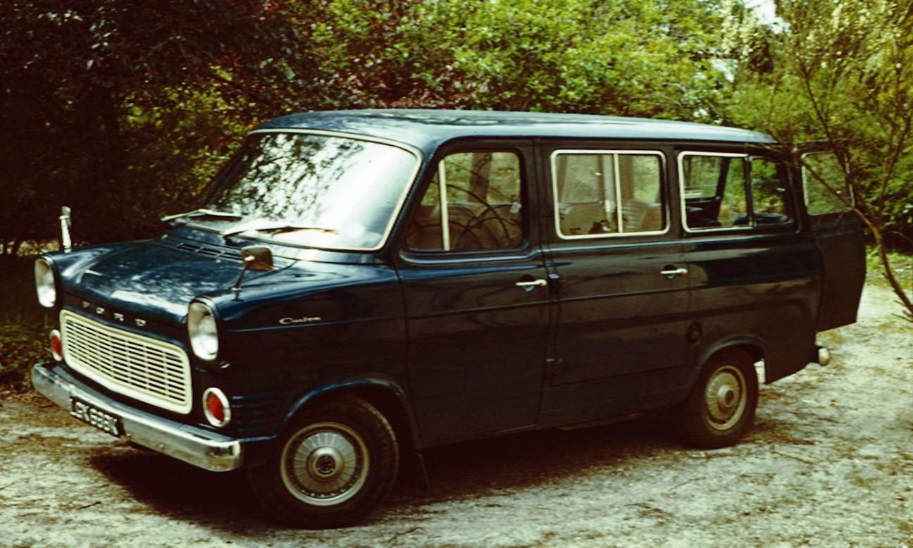 Ford Transit 1974 foto - 4