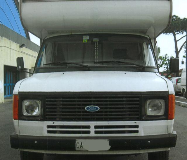 Ford Transit 1980 foto - 2