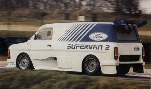 Ford Transit 1985 foto - 5