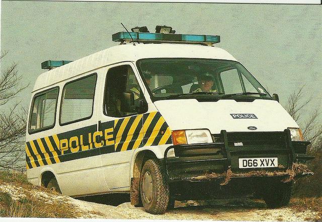 Ford Transit 1988 foto - 2