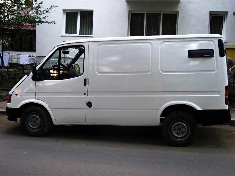 Ford Transit 1996 foto - 3