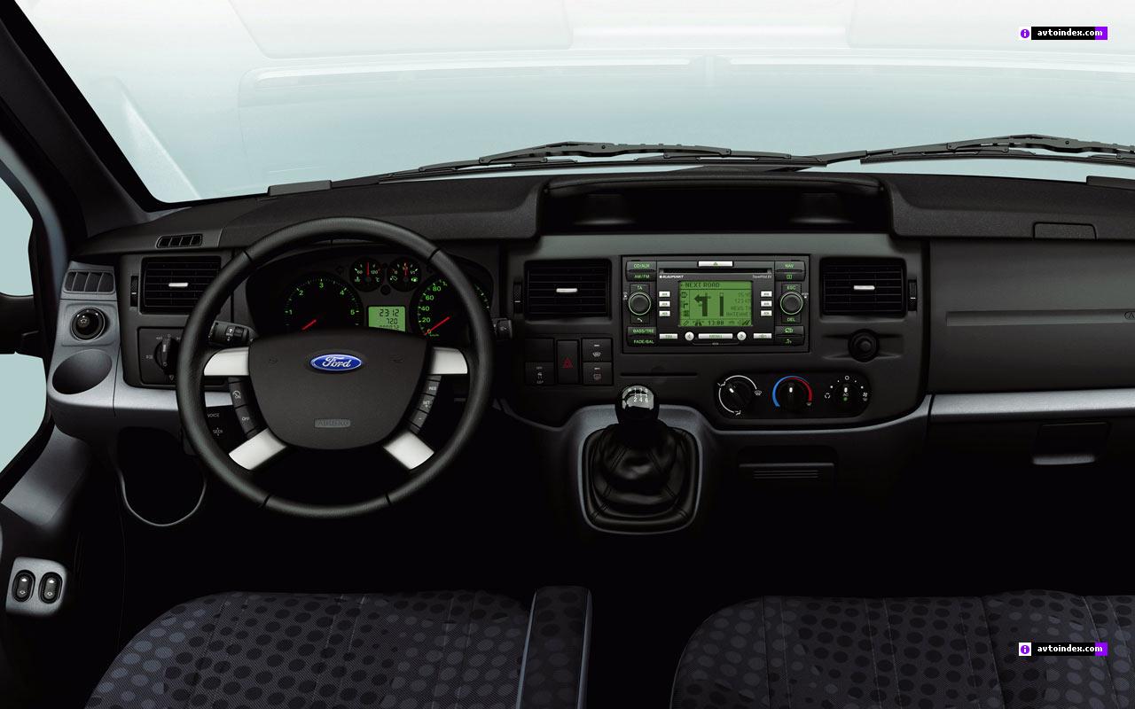 Ford Transit 2003 foto - 1