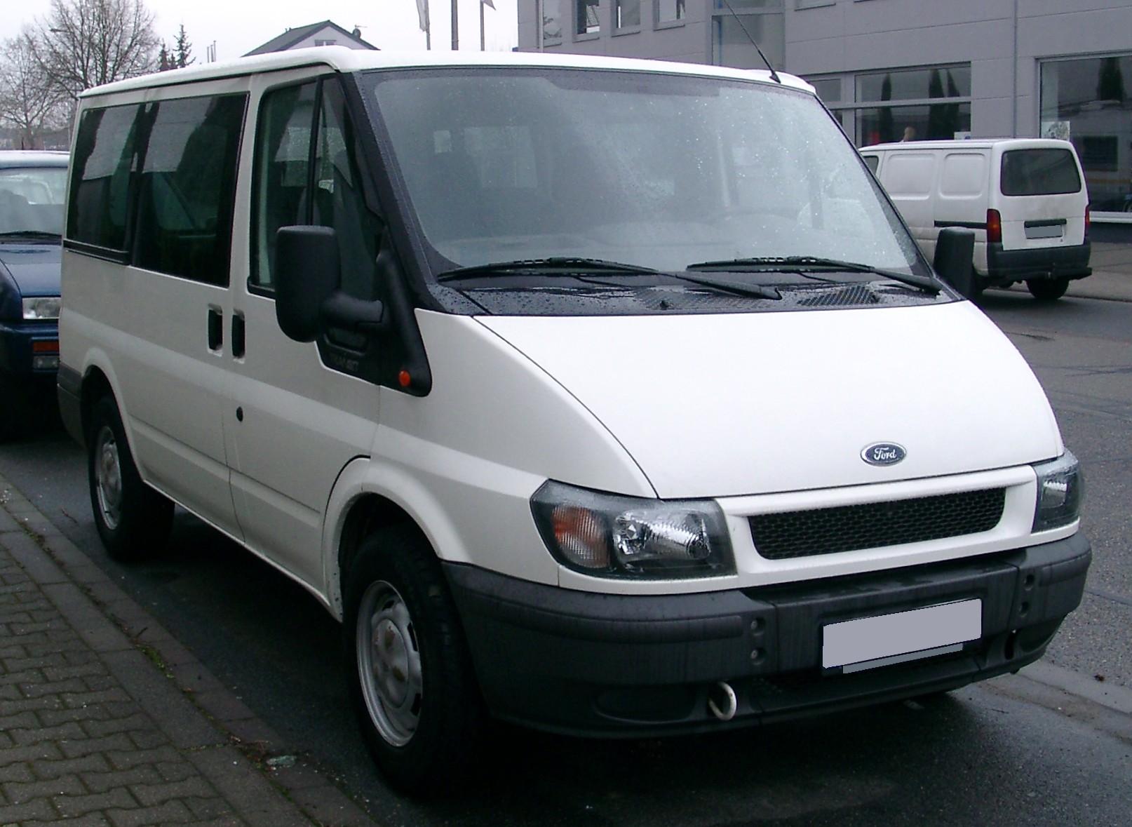 Ford Transit 2003 foto - 3