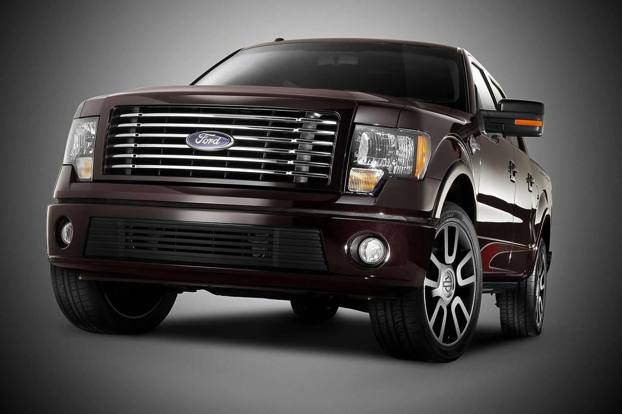 Ford Triton 2001 foto - 2