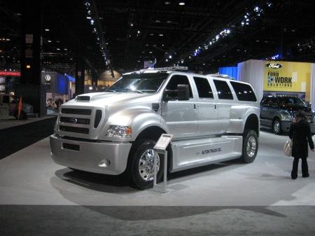 Ford Triton 2009 foto - 1
