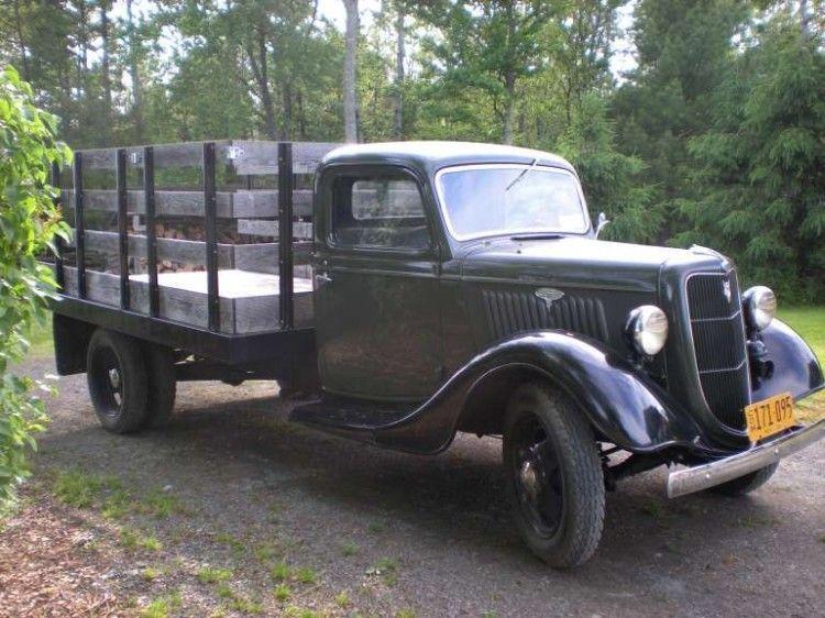 Ford Truck 1935 foto - 2