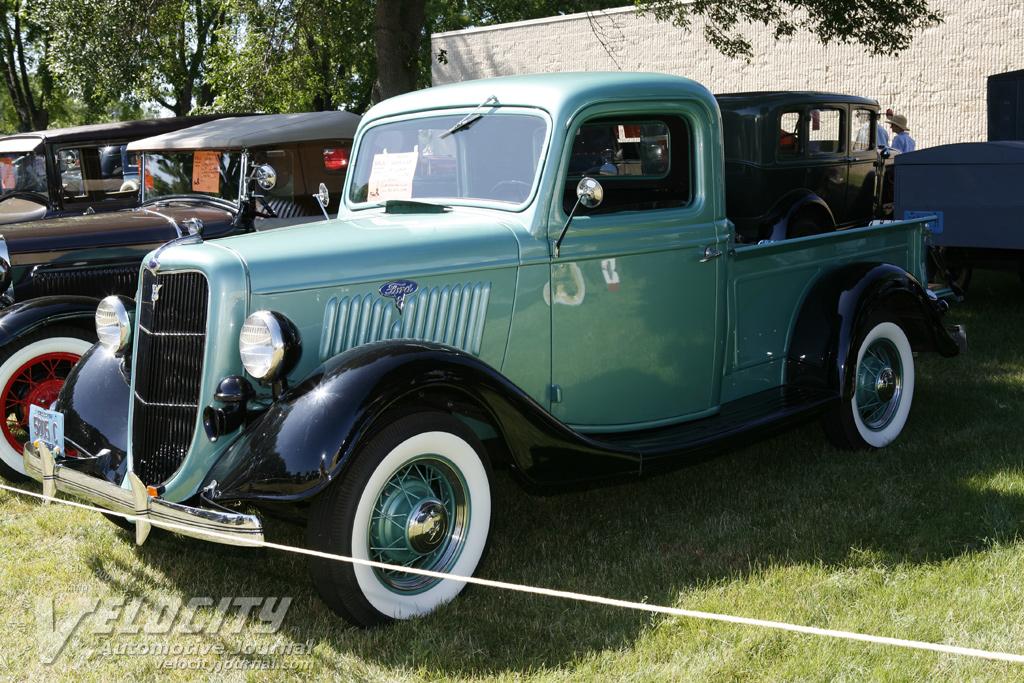 Ford Truck 1935 foto - 5
