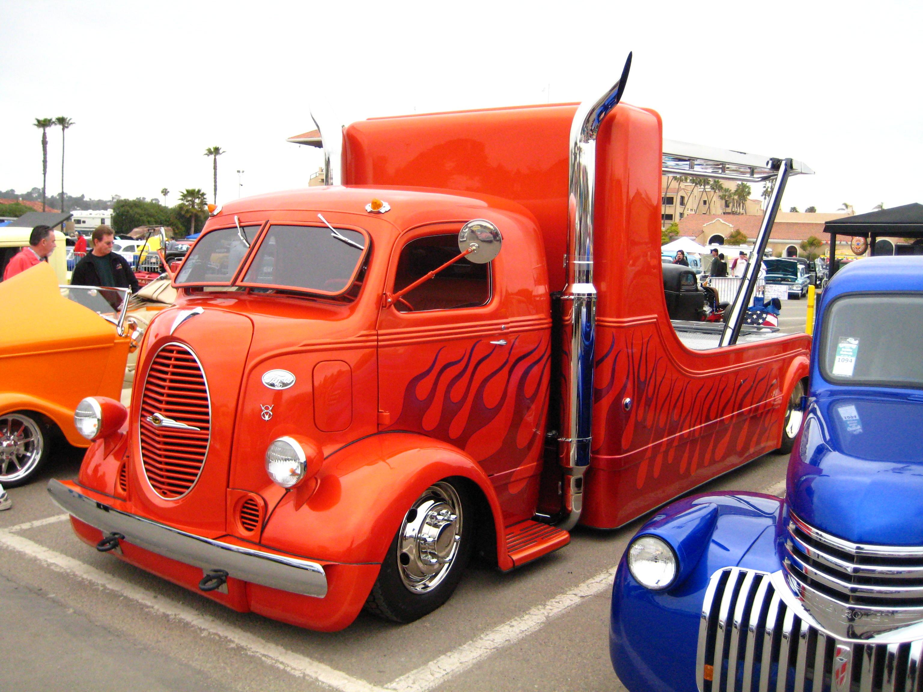 Ford Truck 1938 foto - 1