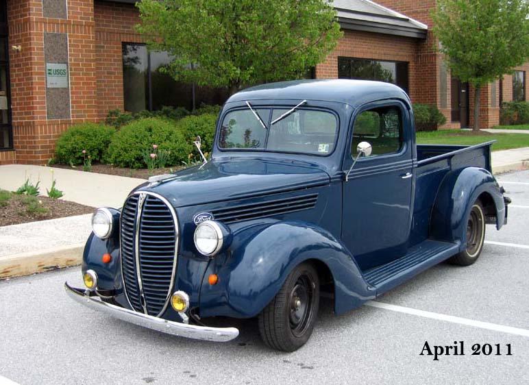 Ford Truck 1938 foto - 2