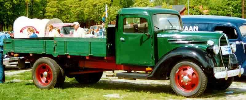Ford Truck 1938 foto - 3
