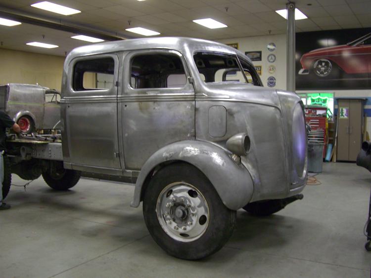 Ford Truck 1938 foto - 5