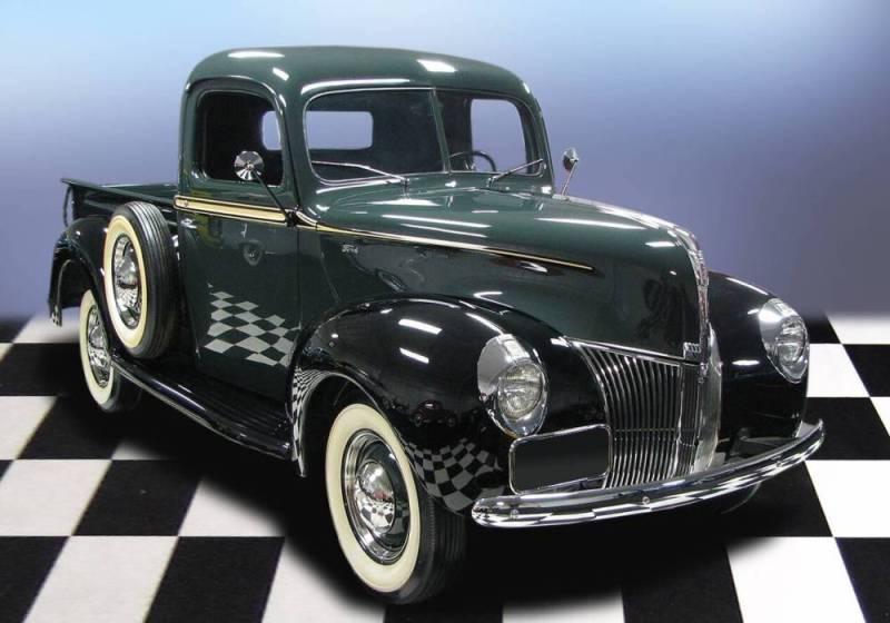 Ford Truck 1940 foto - 3