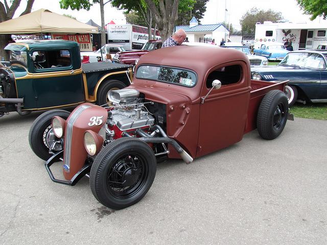 Ford Truck 1940 foto - 5