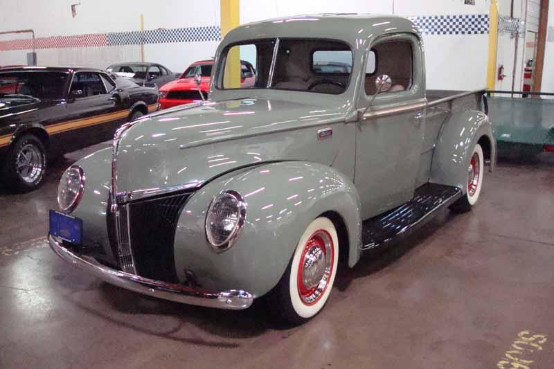 Ford Truck 1941 foto - 3