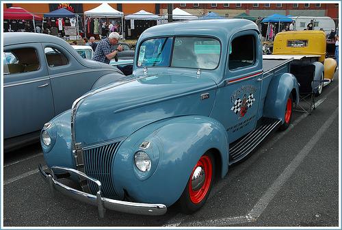 Ford Truck 1941 foto - 4
