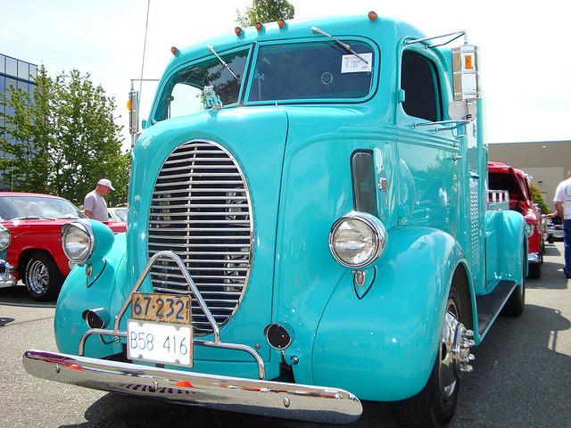 Ford Truck 1941 foto - 5