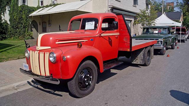 Ford Truck 1942 foto - 4