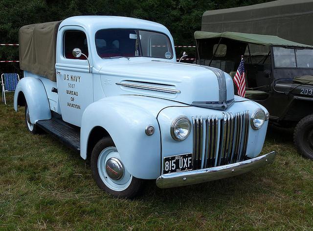 Ford Truck 1942 foto - 5