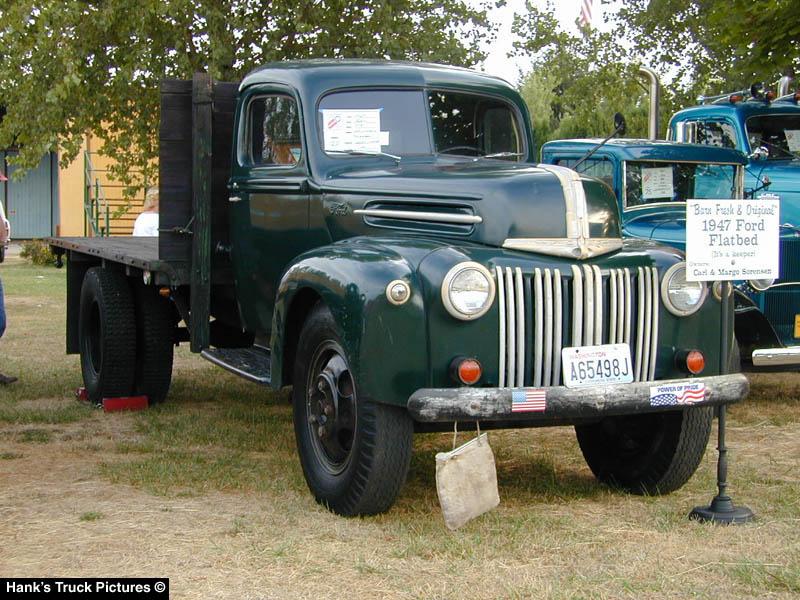 Ford Truck 1946 foto - 1