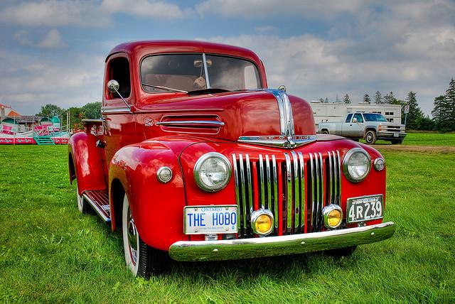 Ford Truck 1946 foto - 3