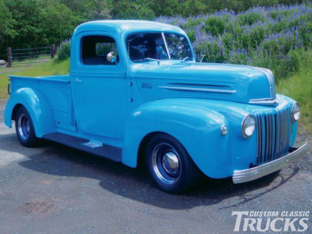 Ford Truck 1947 foto - 1