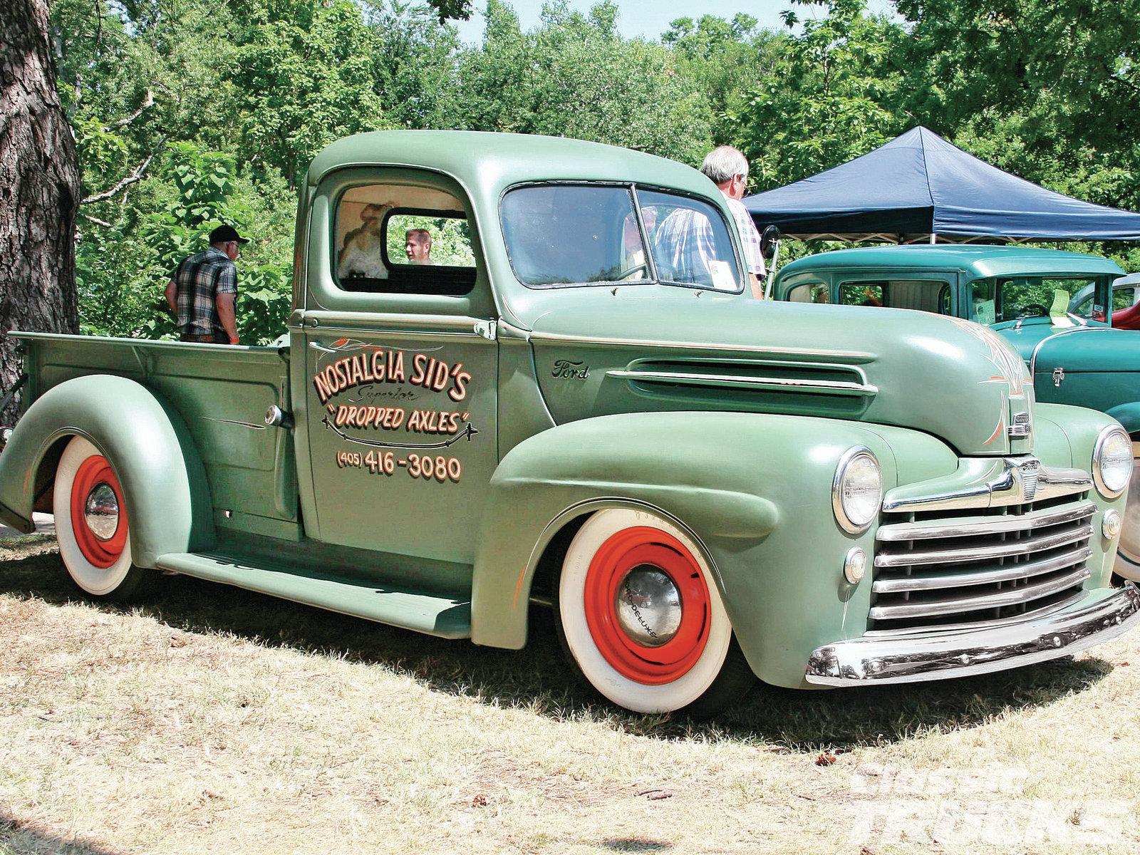 Ford Truck 1947 foto - 2
